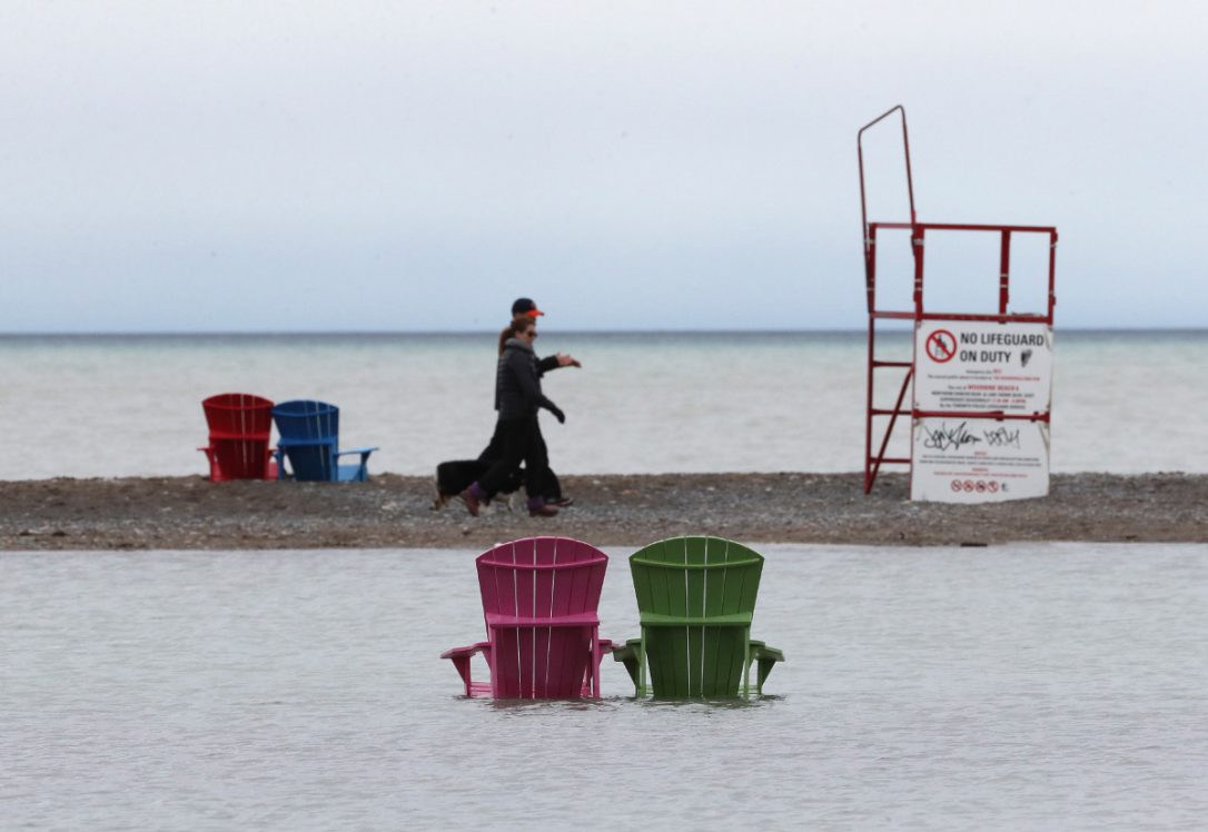 Atracciones de Isla De Toronto permanecerán cerradas por inundaciones