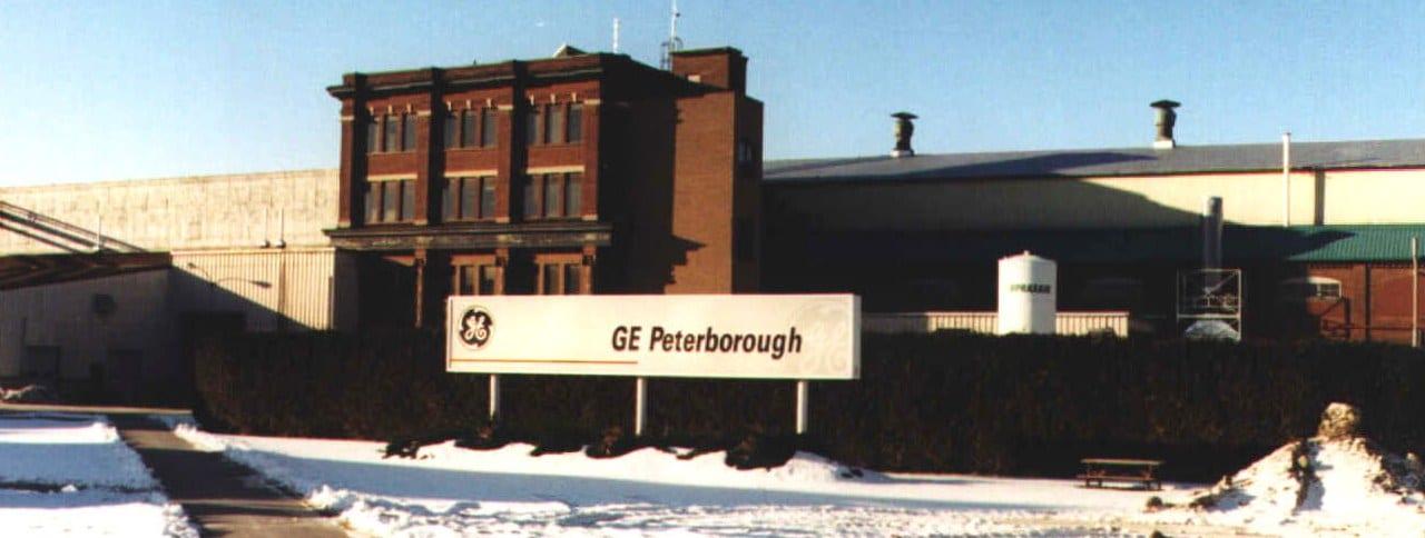 Reporte sostiene que trabajadores de la planta de General Electric de Peterborough han sido expuestos a mas de 3.000 sustancias tóxicas