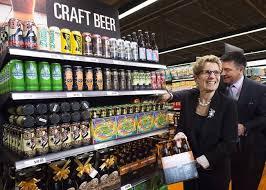 Gobierno de Ontario aprueba que se sumen 76 tiendas mas para vender alcohol