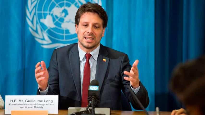 Ecuador Plantea en ONU que es posible reducir la desigualdad en latinoamérica