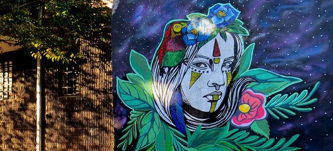 Realizarán imponente mural comunitario en área del West End de Toronto para conmemorar a Violeta Parra y pueblos originarios