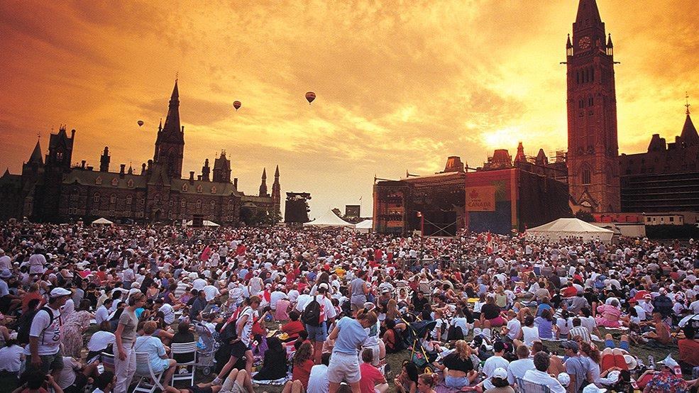 Ottawa se prepara para recibir cientos de miles de visitantes para el Día de Canadá