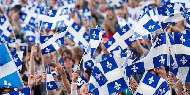 23 de Junio: Quebec inicia su Fiesta Nacional o Día de San Juan Bautista
