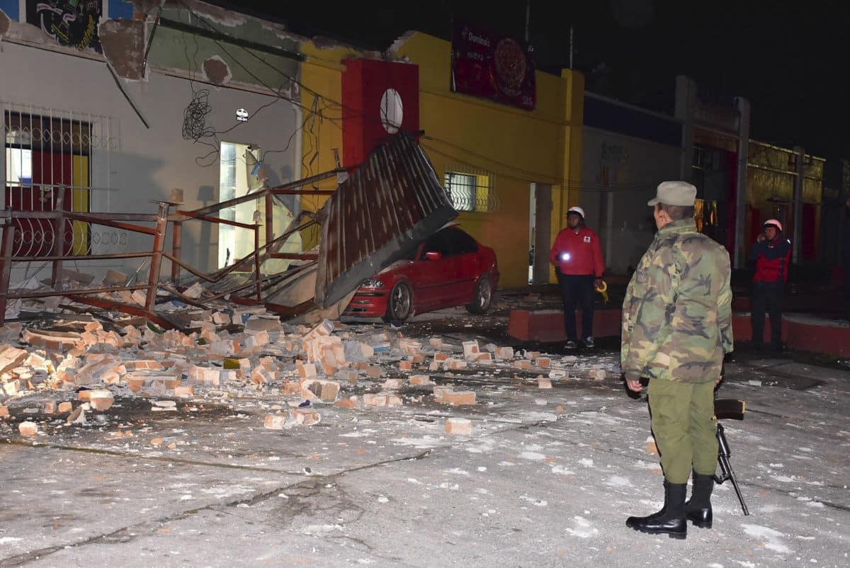 Un sismo de 6.9 en escala Richter sacude Guatemala