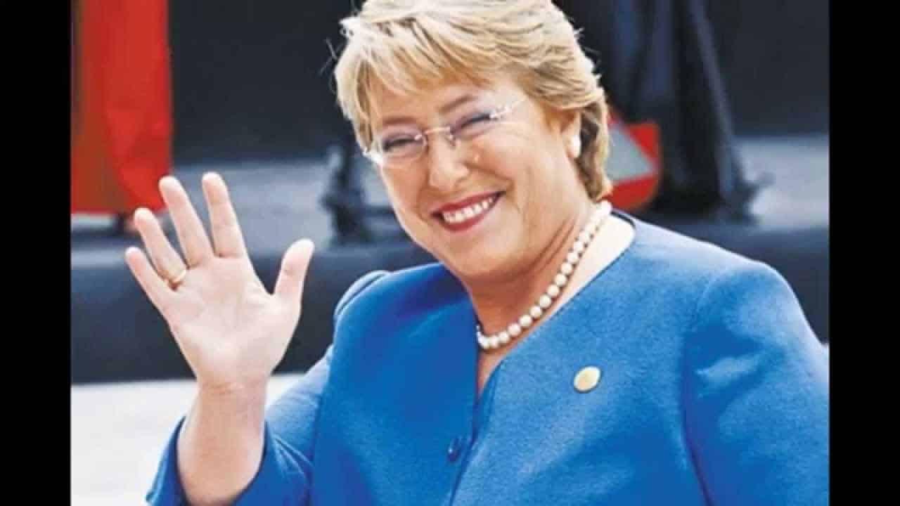 En visita a Canadá presidenta chilena Michelle Bachelet se reune con Trudeau para actualizar TLC entre ambos países