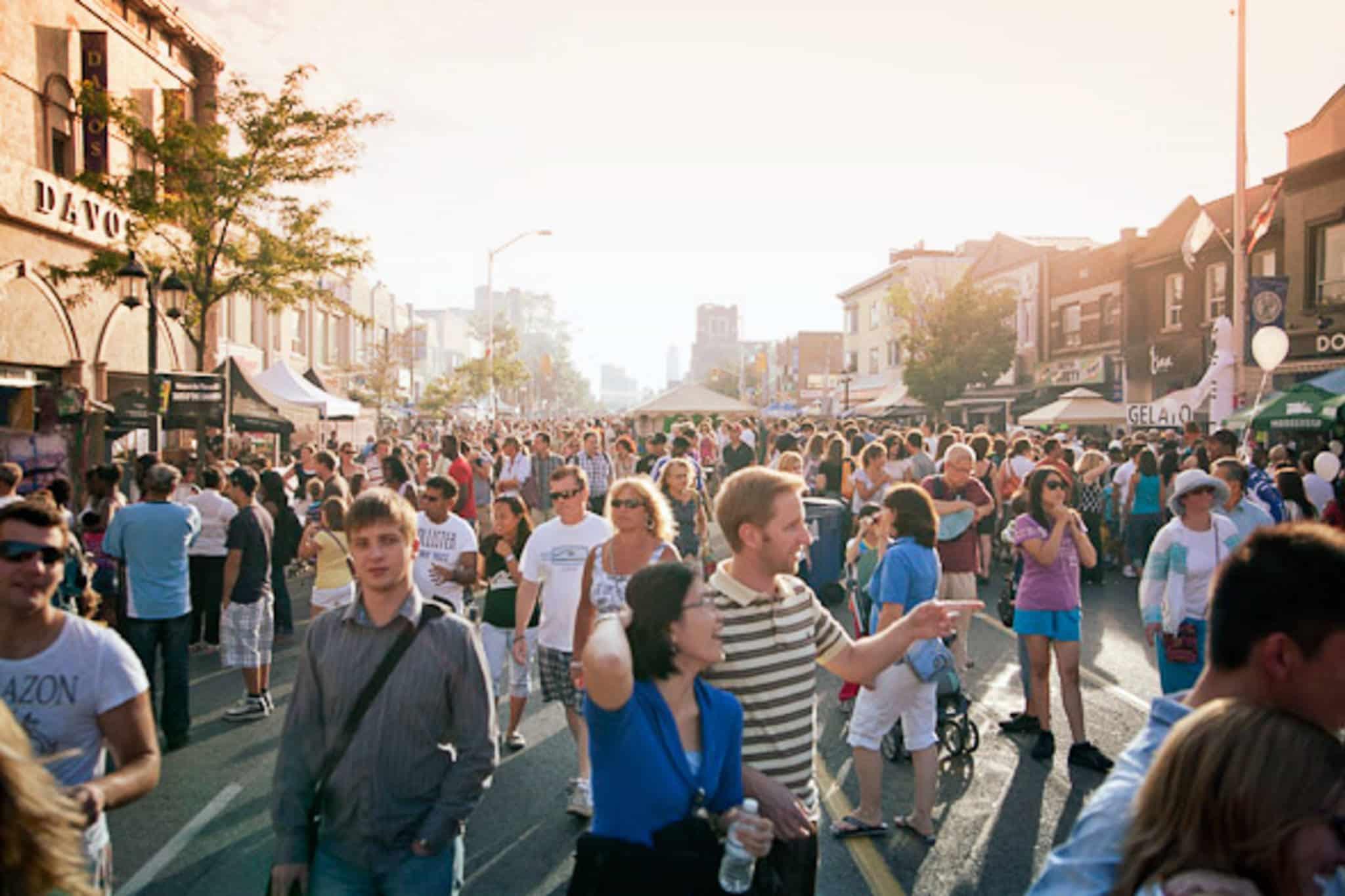 Cierres y desvíos de ruta por eventos en Toronto: 16 al 19 de Junio