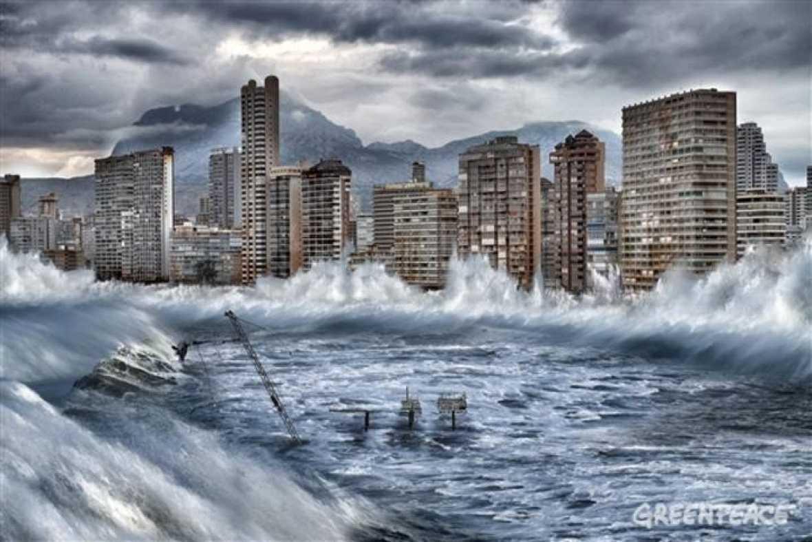 Científicos alertan de subidas del nivel del mar en zonas costeras a nivel global