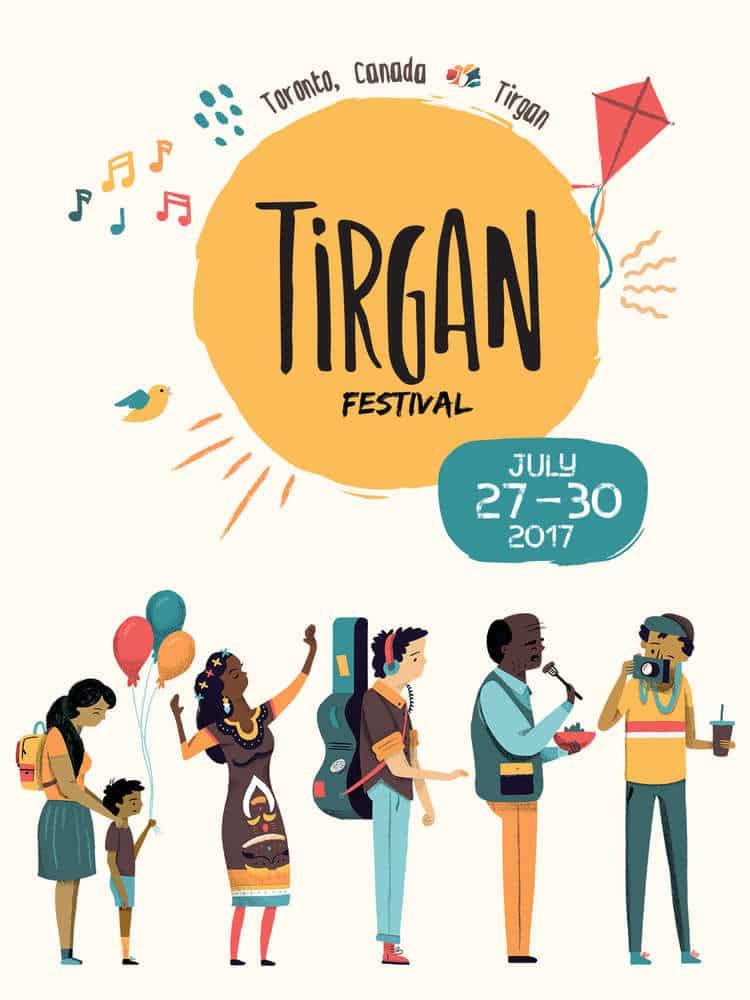 La cultura iraní en todo su esplendor en Festival Tirgan 2017