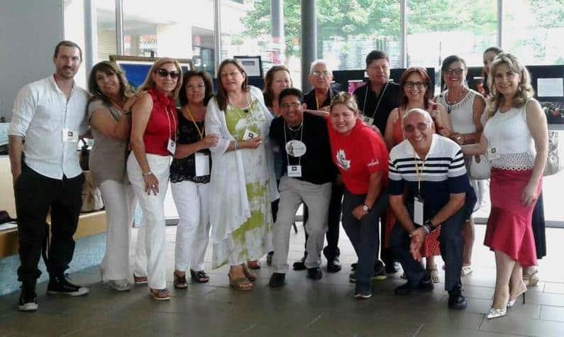 Mas de veinte mil personas celebraron la cultura hispana en Mississauga