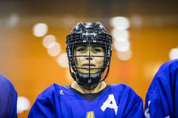 Por primera vez la Categoría femenina de Lacrosse se desplegó en los Juegos Indígenas de Norteamérica