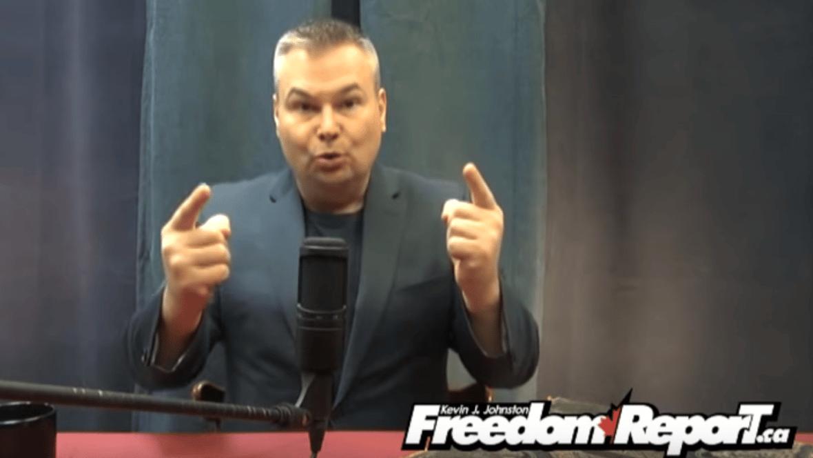 Envían a la corte al conocido comunicador de Mississauga Kevin J. Johnston por promover el odio