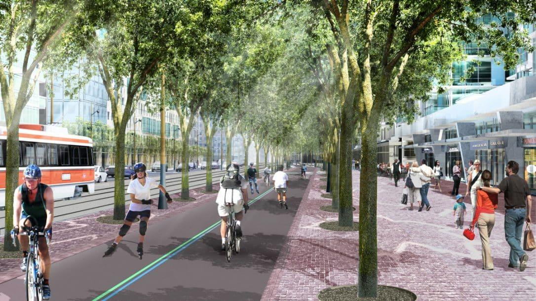 Remodelación de zona Costera de Toronto será uno de los mayores cambios en la historia de la ciudad