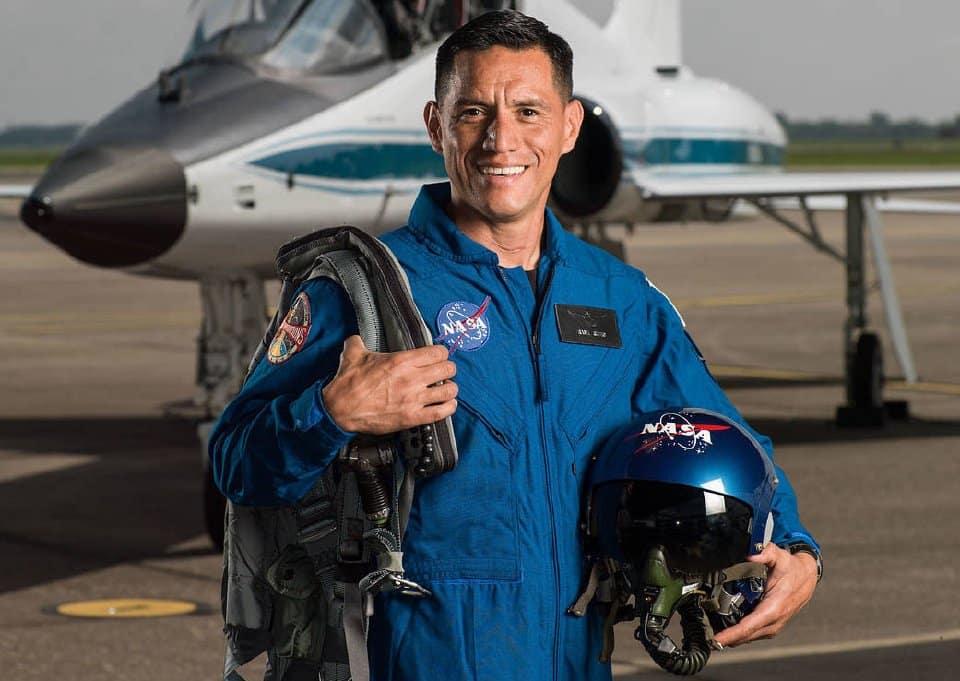 Destacan al astronauta de la NASA Frank Rubio, de origen salvadoreño