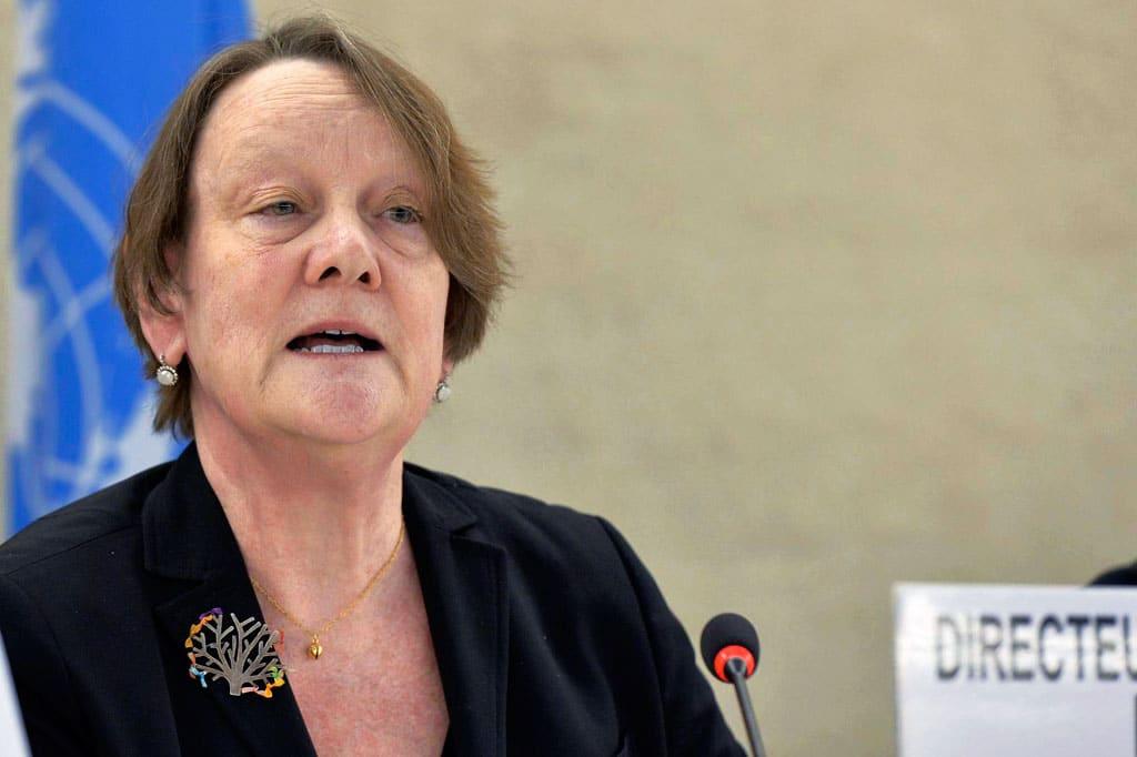 ONU nombra a la primera defensora para víctimas en casos de abusos sexuales