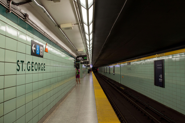 Diez estaciones del subway de Toronto cerrarán este fin de semana