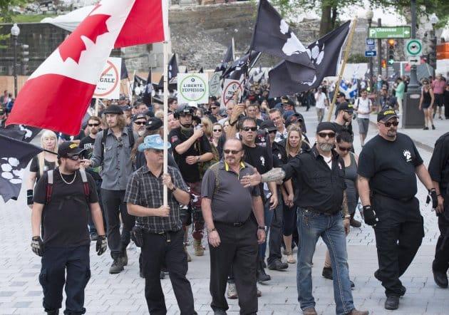 Quebec: Grupo que llamó a manifestación  anti inmigrante  se auto proclama triunfante