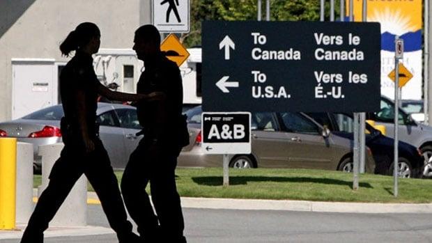 Preocupante alza de cifra de ciudadanos Estadounidenses entrando a Canadá con armas