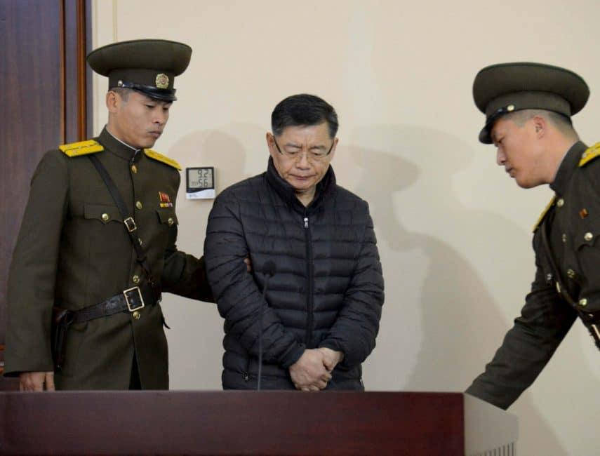 Pastor de Mississauga liberado después de dos años en prision norcoreana