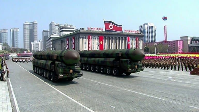 Corea Del Norte realiza lanzamiento de misil de ensayo que pasó por territorio japonés