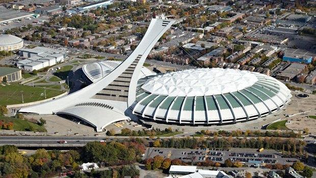 Habilitan Estadio Olímpico de Montreal para albergar incremento de refugiados provenientes de EEUU