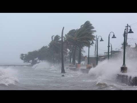 Devastador balance de Huracán Irma: 12 muertos en Florida y 43 en el Caribe