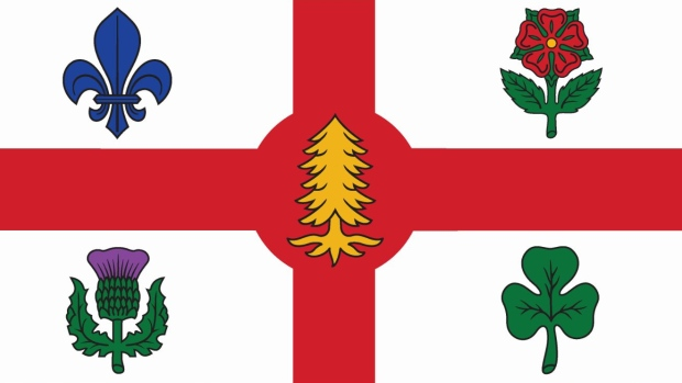 Montreal cambia su bandera para honrar a sus indígenas