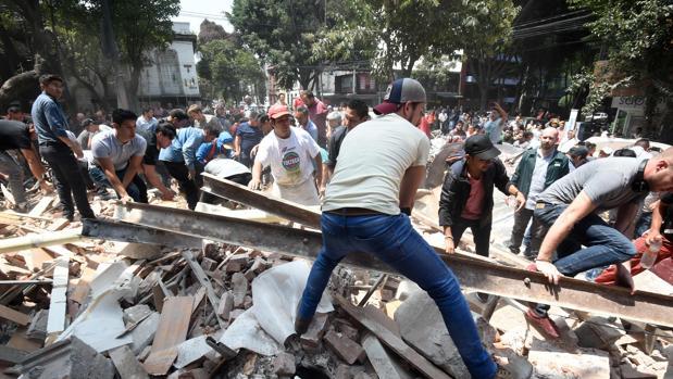 Latinoamérica ofrece ayuda a México tras terremoto