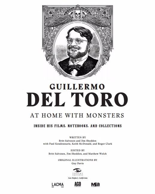 Director mexicano Guillermo del Toro trae exposición