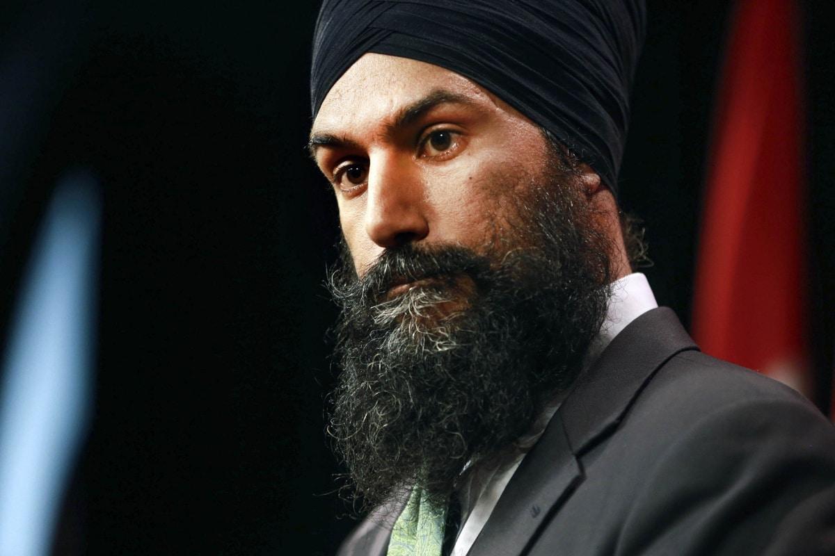 Primer líder político a nivel federal no caucásico es electo por amplia mayoría en el NDP