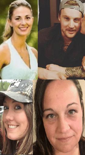 Cuatro canadienses pierden la vida en tiroteo Las Vegas