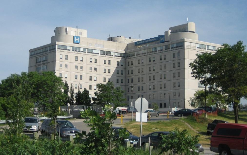 Ministerio de Salud Ontario anuncia importante inversion en hospitales