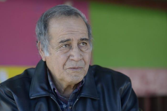 Entrevista Padre Pedro Pantoja