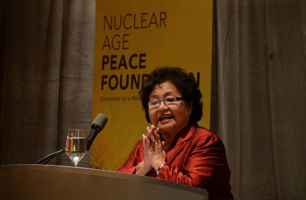 Canadiense sobreviviente de Hiroshima recibirá Premio Nobel de la Paz