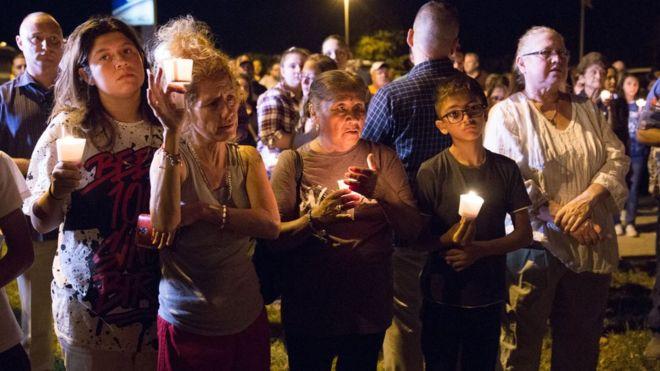 Tiroteo en pueblo de Texas: Trump sostiene que se debió a un