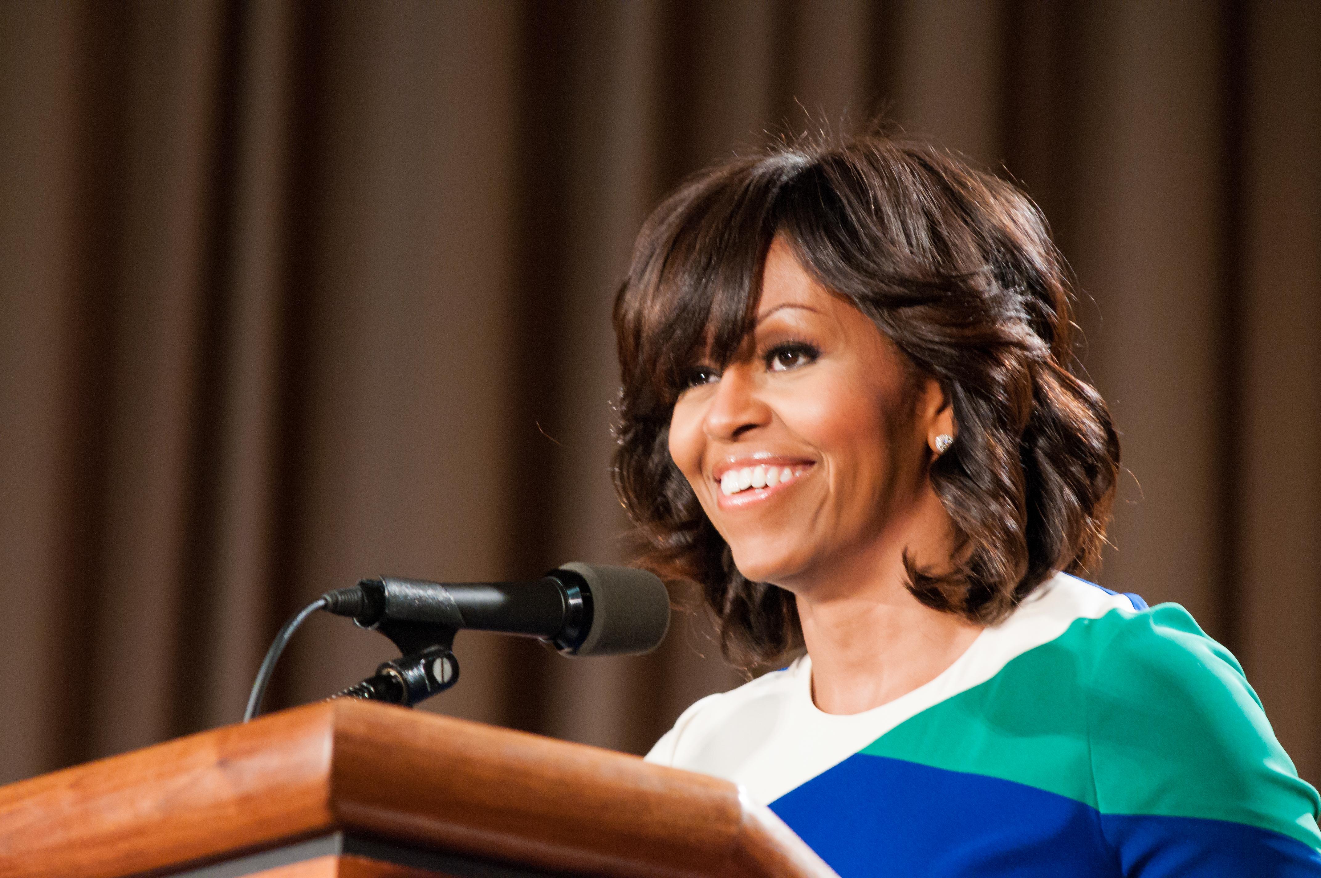 Michelle Obama visita Toronto en noviembre en conferencia para mujeres jóvenes