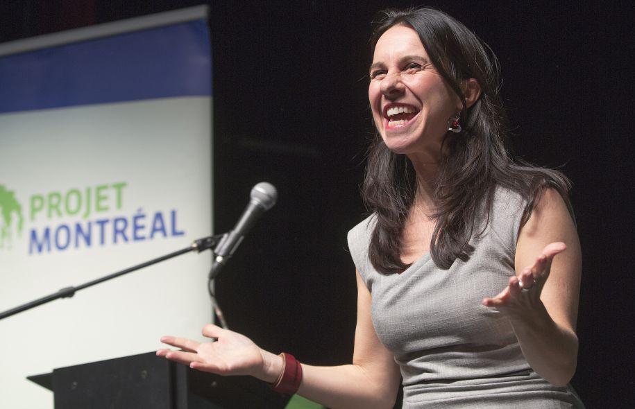 Montreal elige a una alcaldesa por primera vez en su historia