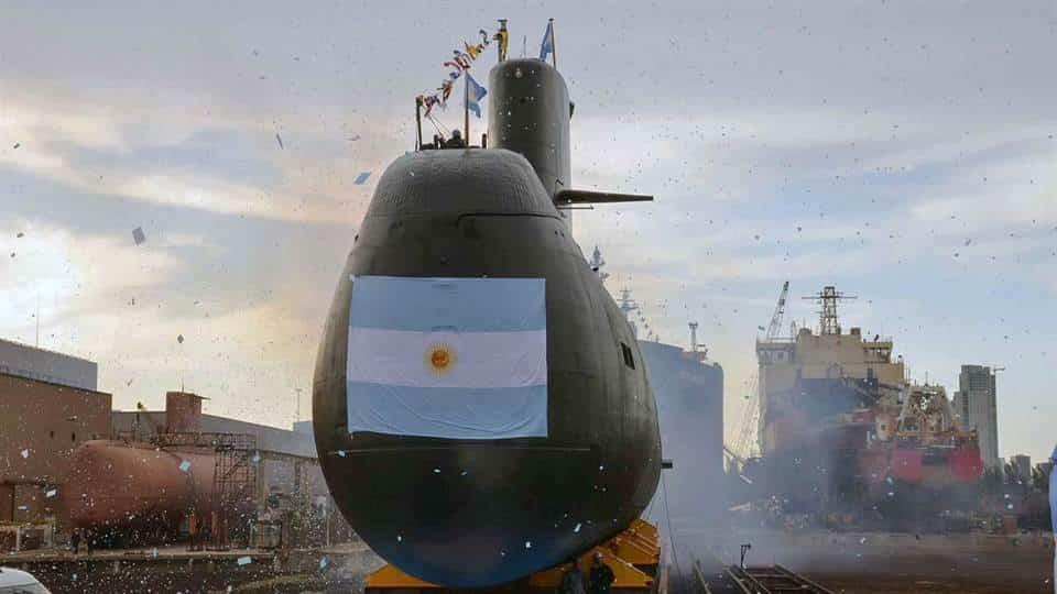 Tras desaparición de submarino argentino: denuncian irregularidades en mantención de ARA San Juan