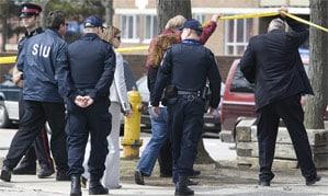 Se investiga causas de hombre herido tras interactuar con policía