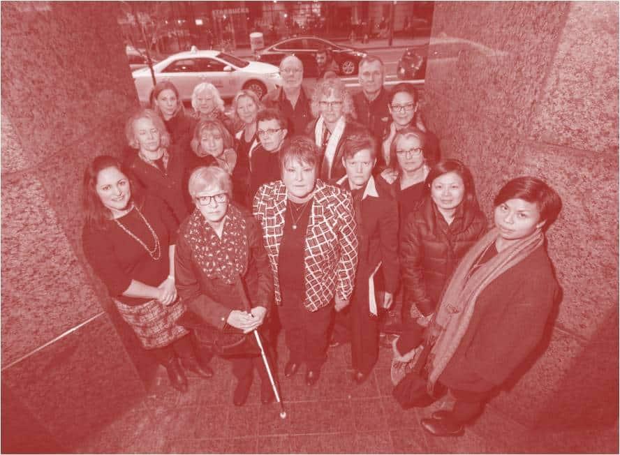 Mujeres civiles del OPP alegan discriminación y menores sueldos que uniformados