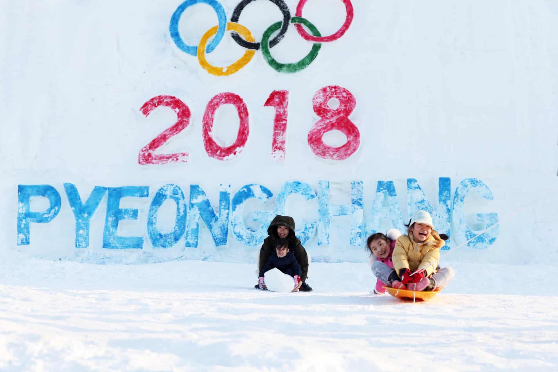 Dos Coreas se unirán en desfile inaugural de Olimpiadas de Invierno 2018