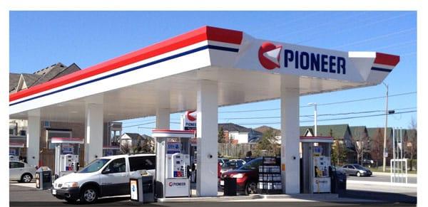 Estaciones de Gasolina de Ontario multadas por colusión
