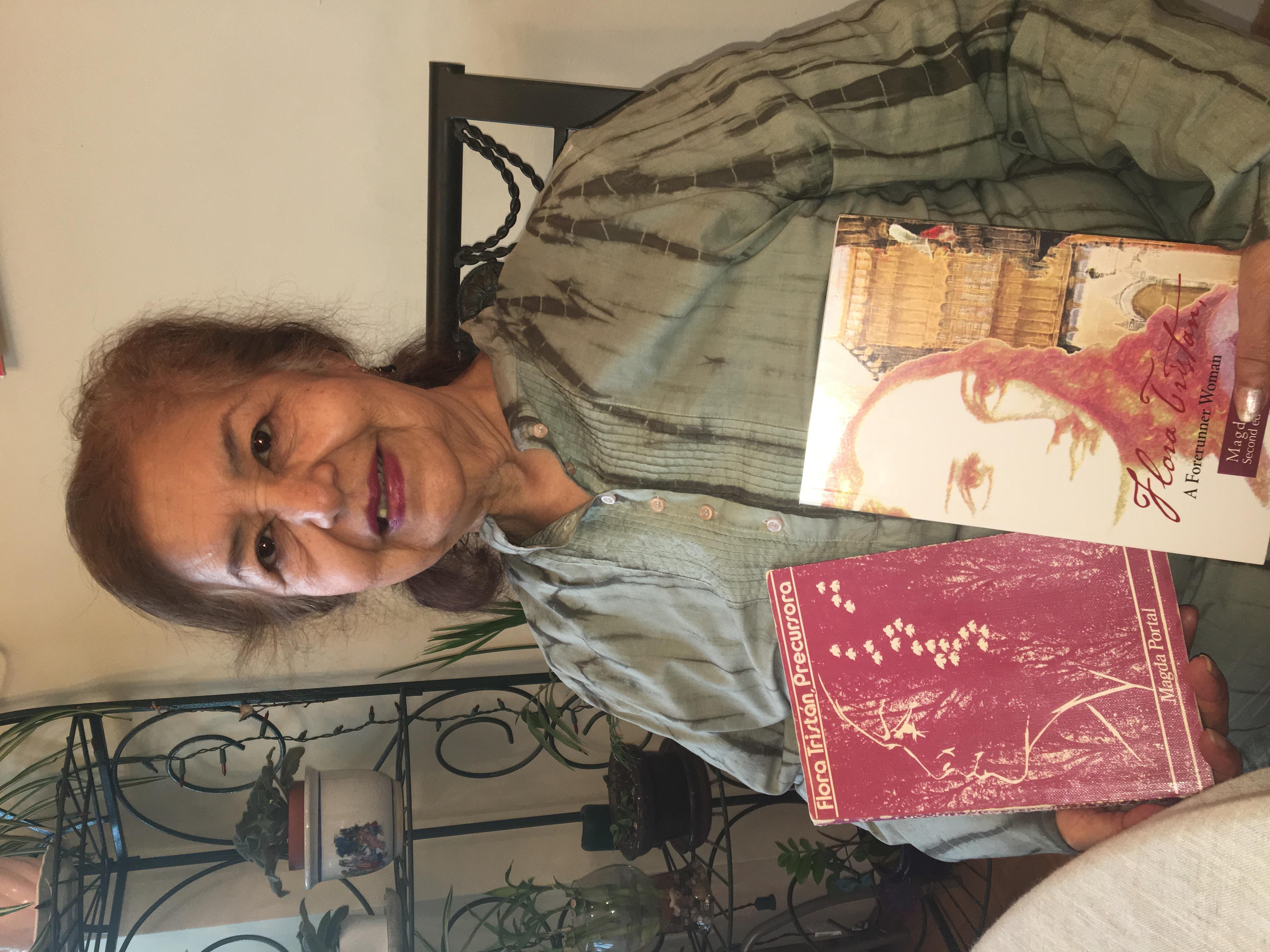 Los Derechos de la Mujer; Entrevista con Renee Castro Pozo