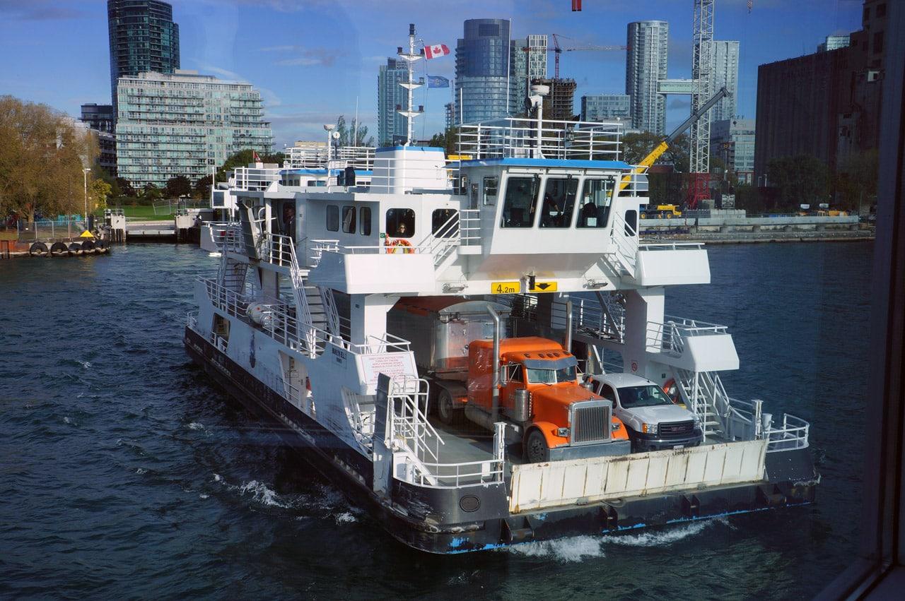 Ferry hacia el aeropuerto de Billy Bishop contará con nuevas medidas de seguridad