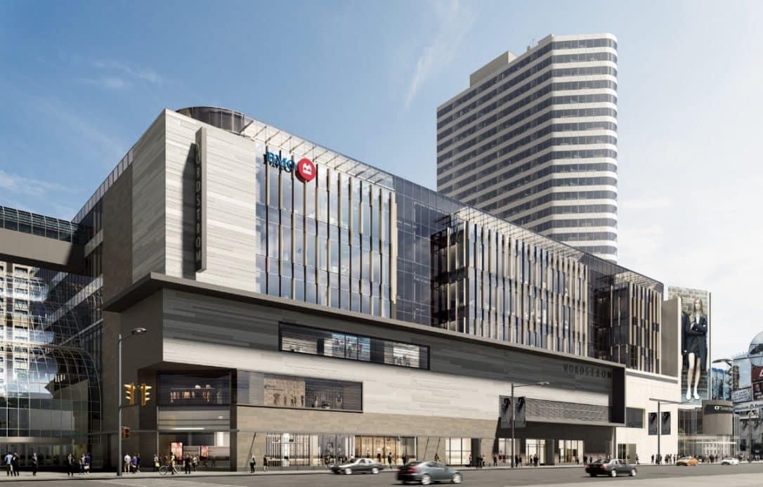 Conocido banco canadiense transformará céntrico sector de Toronto