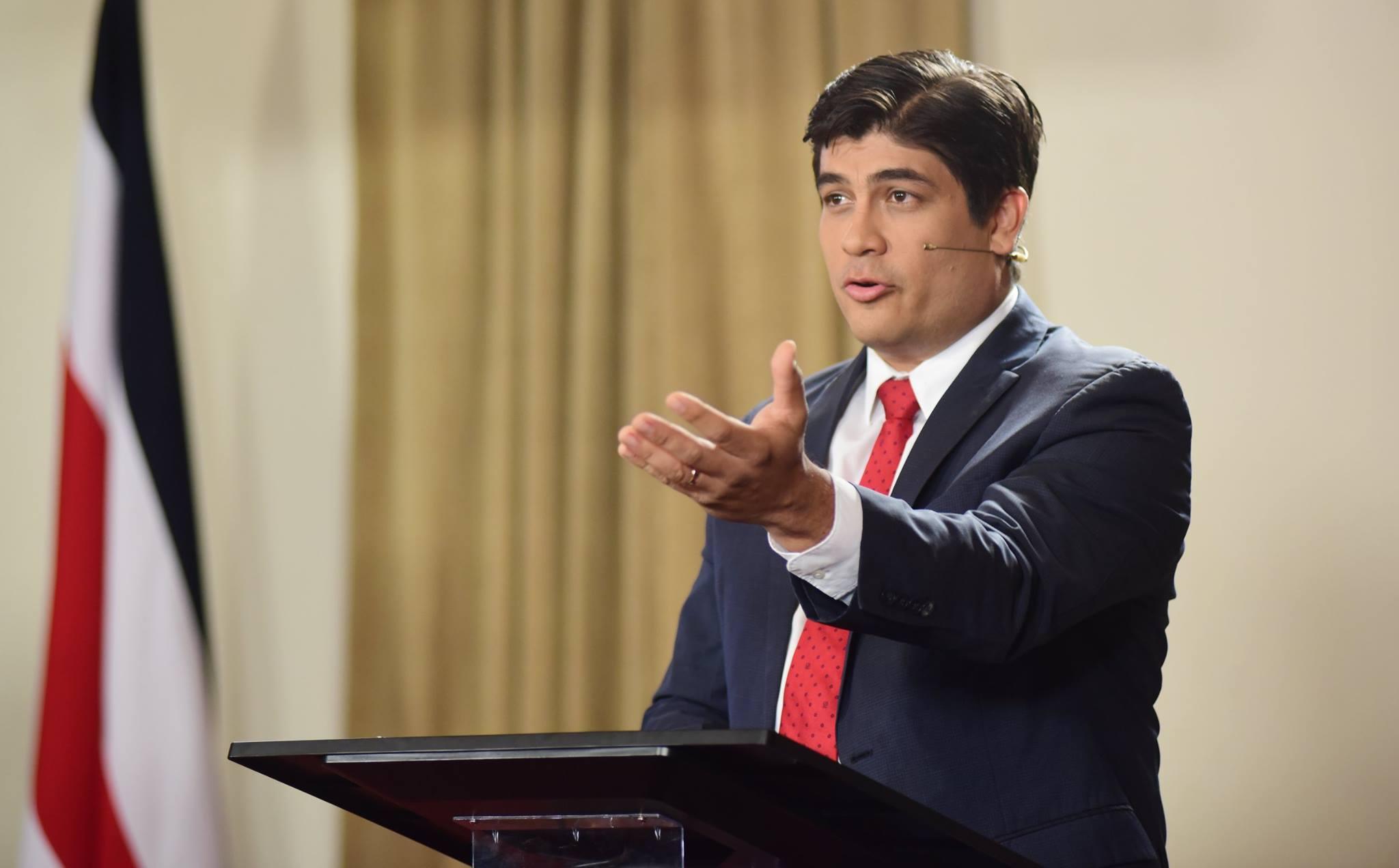 Oficialista Carlos Alvarado se convierte en el nuevo presidente de Costa Rica