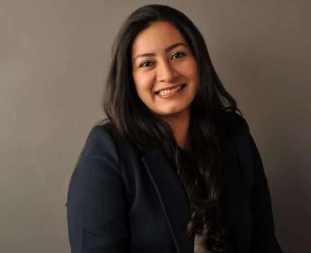 Representante Salvadoreña destaca en evento científico mundial