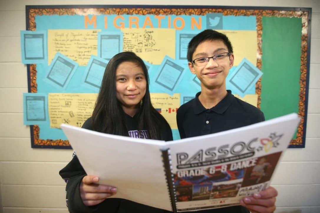Comienzan a desarrollar programa especial para inmigrantes en escuela de Toronto