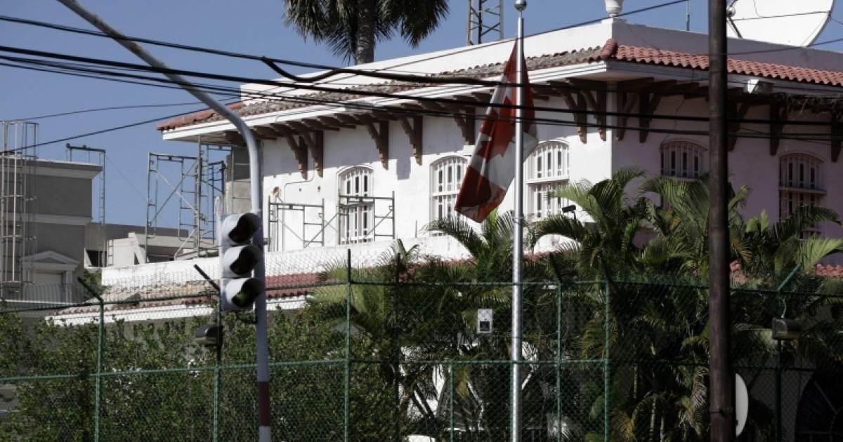Desde ahora y por un tiempo indefinido la embajada de Canadá en Cuba será