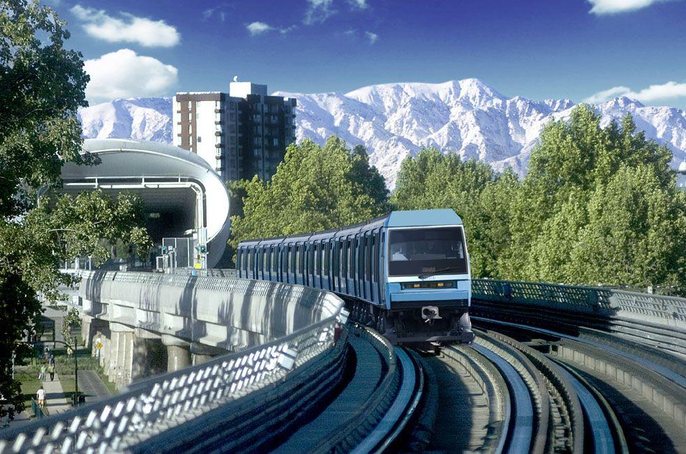 Mapa de sistema de Metro latinoamericano es premiado como el mejor del mundo