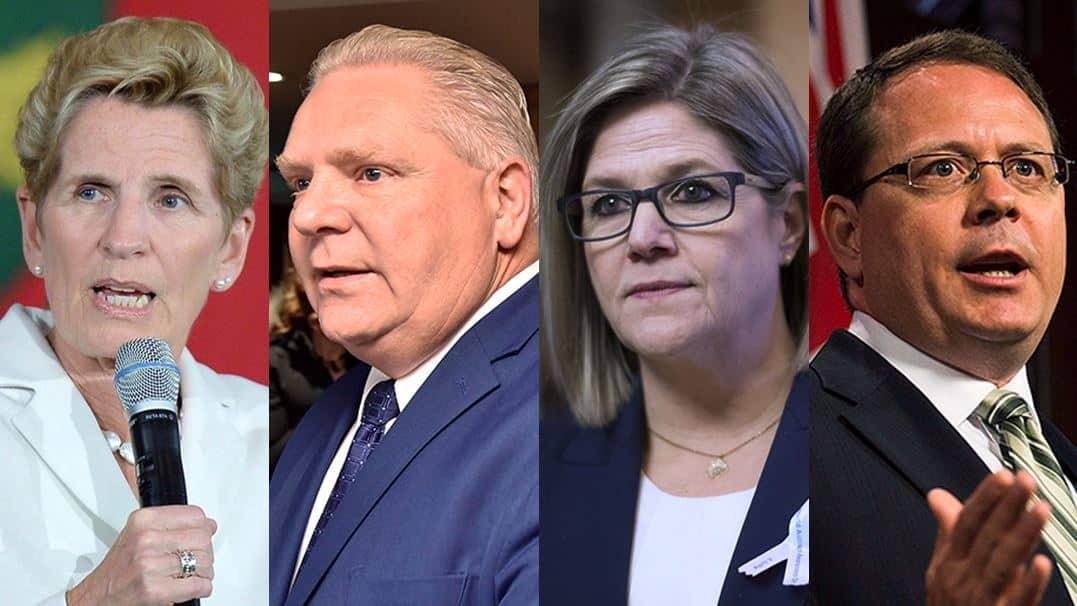 Comienza oficialmente la campaña para las elecciones provinciales de Ontario